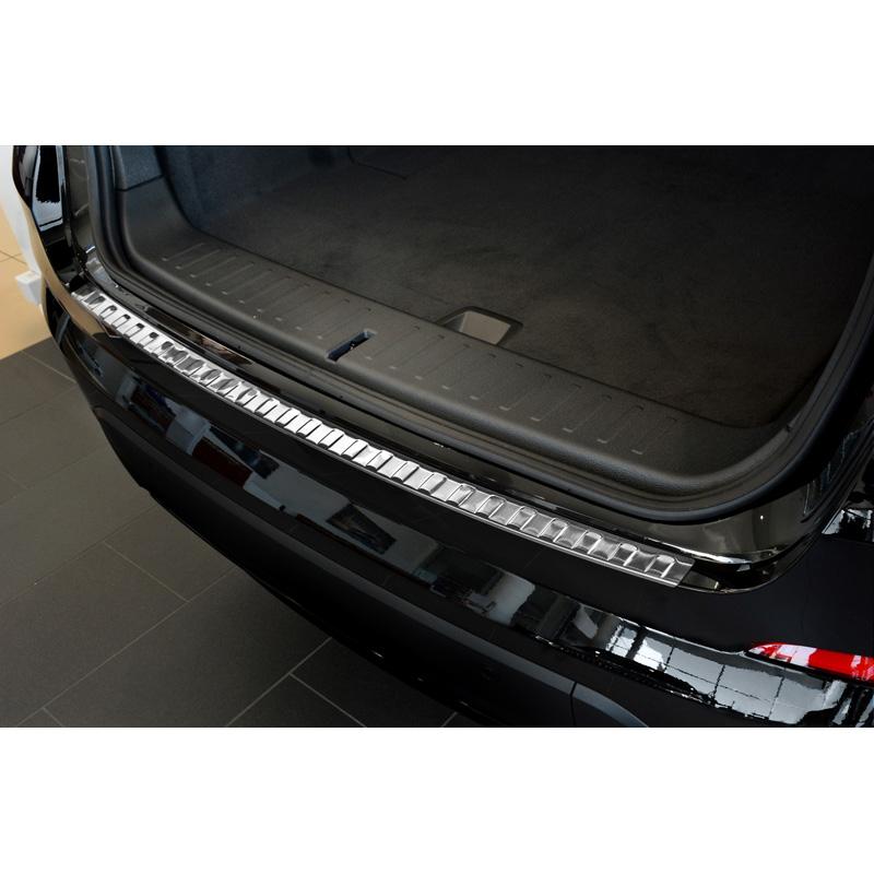 RVS Achterbumperprotector BMW X4 F26 2014-