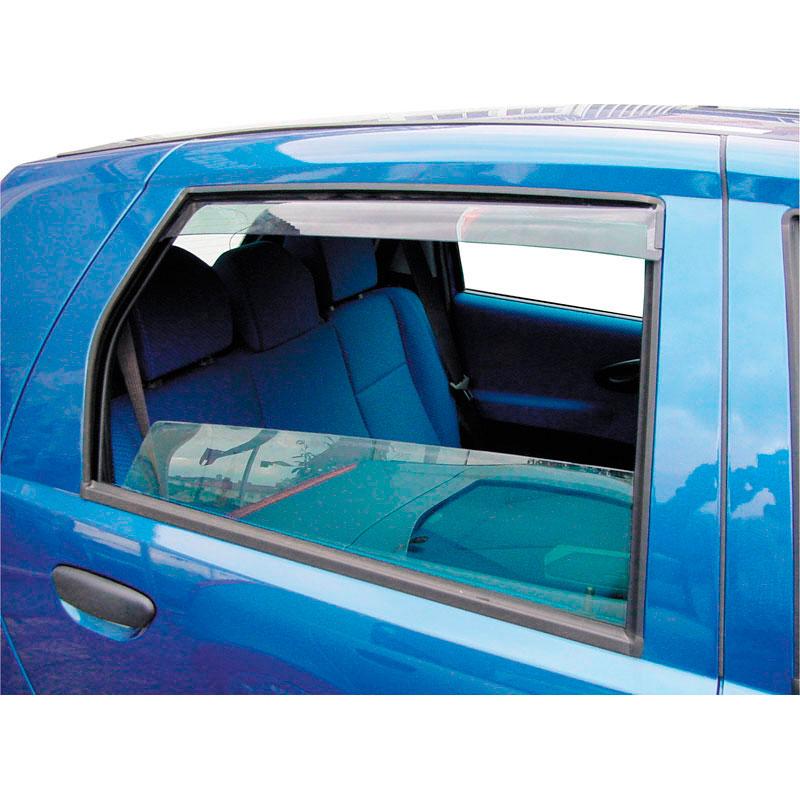 Zijwindschermen Master (achter) Opel Frontera B 5 deurs 1998-2003