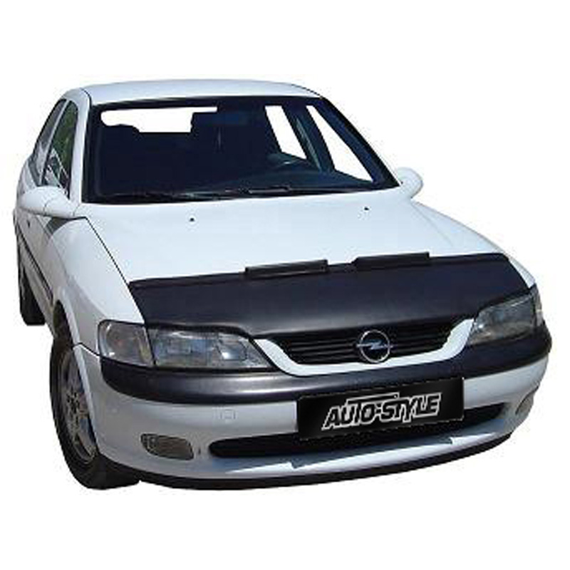 Motorkapsteenslaghoes Opel Vectra B 1996-1999 zwart