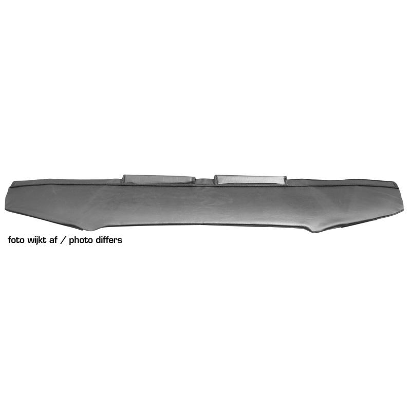 Motorkapsteenslaghoes Peugeot 607 2001-2003 zwart
